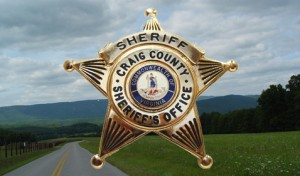 Sheriff's Office Badge Home