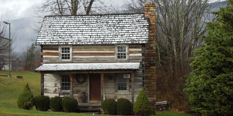 The Keffer Log Cabin