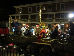 Craig County Christmas Parade @ Route 311 to Main Street | New Castle | Virginia | United States