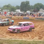 Summer Demolition Derby @ Craig County Fairgrounds