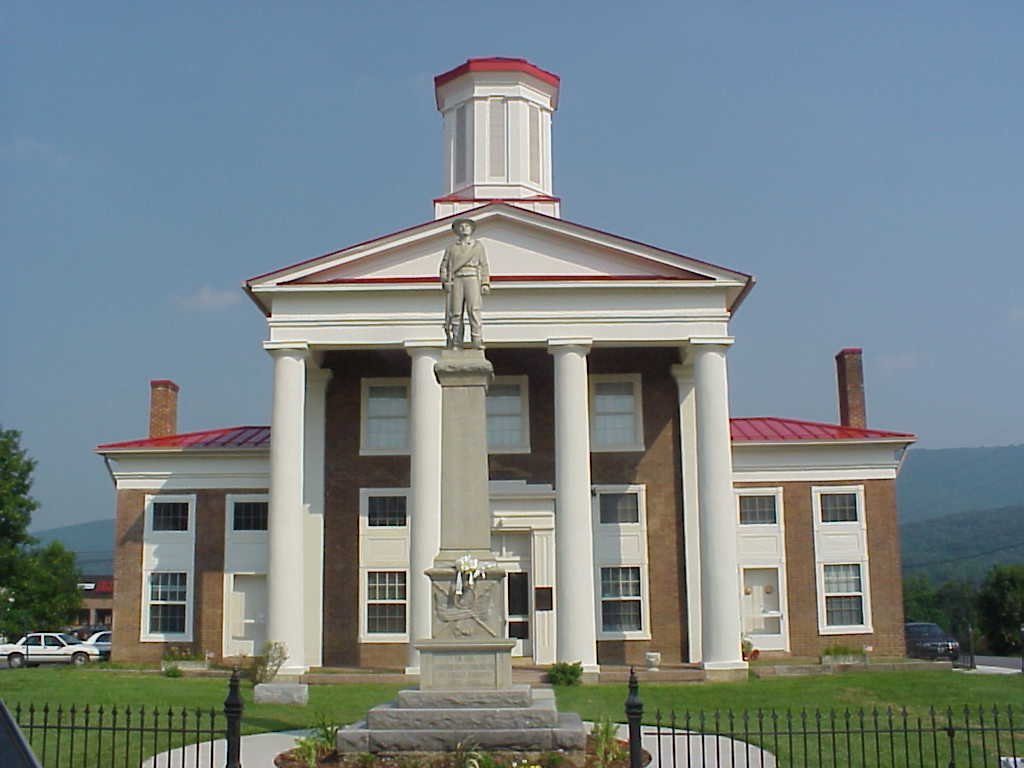 Craig County Courthouse