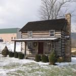 Keffer Log House, 2013